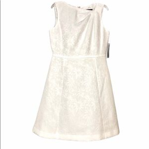 Tahari Levine Studio NWT Women's Jacquard Dress 12